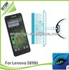 for Lenovo S898t anti-scratch with clear anti-UV Ray anti blue light screen protector