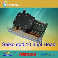 100% Original cabeca de impressao spt 510 35pl SID printer TITAN 320/XCS PLUS 320-8H/XCS 320-8H