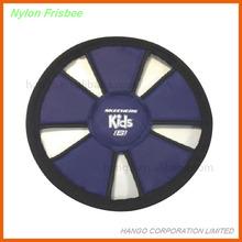 Promotional 5-Panel Wheel Nylon Super Flyer Disc