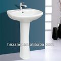 Pedestal pia do banheiro cerâmica / bacia / bacia / cuenca / bassin ZZ-O2011