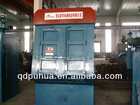 Q326/Q3210 series tracked shot blast machine for cleaning small metal parts