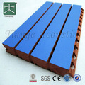 de madera de aislamiento de sonido aditorium difusor baratos panel acústico