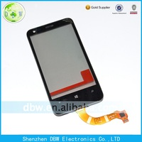for Nokia Lumia 620 Touch Screen Digitizer With Frame Bezel Front Cover