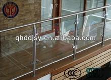 balcony tempered glass,balcony glass railing