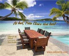 8 Seater Patio Dining Set