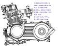 Atv dizel motor, Loncin atv motor, motor atv, Zongshen 300cc motoru atv, 250cc su soğutmalı Loncin atv motor, atv motor 400cc