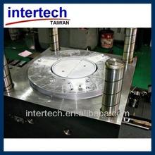 Precision plastic mould auto open innovation invented design designer mold-molding factory company