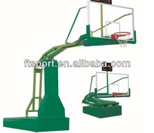 Hydraulic Movable Basketball Stand
