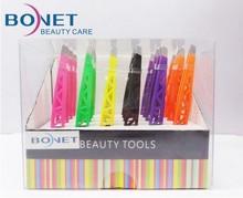 BTZ0072 Popular Colorful Eyebrow Tweezers