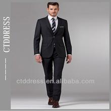 New fashion design custom made coat pant men suit