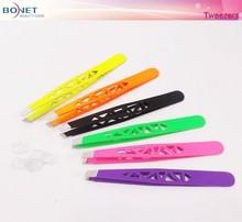 BTZ0072 Popular Eyebrow Tweezers with light