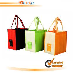 eco friendly non woven shopping tote bag