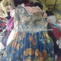 Granel por atacado roupa usada gana estilos de roupas para venda