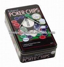 100 pcs Poker Set / roulette poker game set