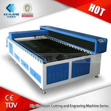 Dual Laser Head Lazer Cutter Ball Screw 100W 120W 150W CO2 Lazer Cutting Machine Price