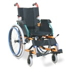 Folding / hand brake/lightweight portable disabled wheel chair