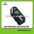 المستخدم-- ودية سهلةصغيرة الحجم المحمولة السلامة الشخصية أجهزة الغاز بوليسية ch4 أول أكسيد الكربون وغاز