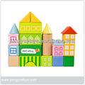 Bloque de construcción de juego para los niños, directo de fábrica, la verificación de en-71