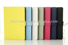Elegant High Quality Standing Leather Cover for iPad Mini 2