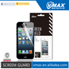 Professional For Apple iPhone 5 screen guard oem/odm (High Clear)