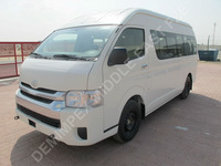 New Car Toyota Hiace High Roof