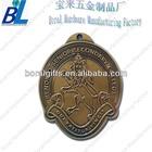 Antique senior college souvenir custom production metal award medal