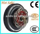 dc motor 48v 500w, 500W brushless dc hub motor,electric rickshaw spare parts
