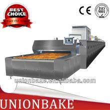macchina di cottura commerciale utilizzato forno a tunnel con ce approvato made in china