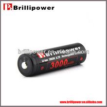 Brillipower aa 3000mah rechargeable batteries/high capacity aa 3000mah rechargeable batteries/good selling aa 3000mah battery