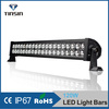 21.5 Inches 10-30V 120W aoto led light bar OffRoad roof car led light bar Trucks Driving Lamp work light for SUV Jeep