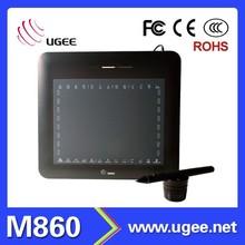 pocket graphic pen tablet UGEE M860
