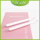 Boqian Factory Direct White Acrylic Dotting Tools Nail Art Pen