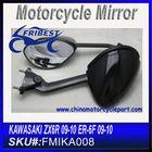 For KAWASAKI ZX6R ER6F 09 10 11 Motorbike Mirrors With E Mark FMIKA008