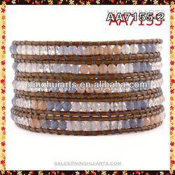 wholesale evil eye pearls bracelet custom pirate made in China