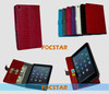 Crocodile Stand Wallet Leather Case for iPad Mini with Card Holder