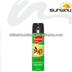 400ml high quality cheap aerosol spray