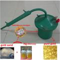 Pequeñas de amalgama de mercurio destilar retorta, de oro de la máquina de refinación