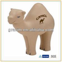 Custom camel stress ball for children