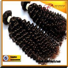 Factory price wholesale Fayuan hair virgin Indian 6a curly hair