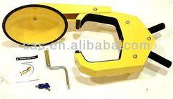 truck wheel clamp/ wheel clamp car tire lock/ parking wheel clamping