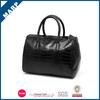 2014 famous ladies pu leather branded handbag