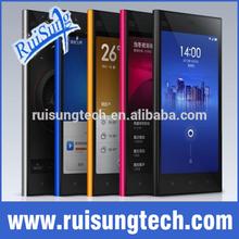 Original XIAOMI M3 Mi3 16GB phone Snapdragon 800 MSM8274AB Quad core 2.3GHZ WCDMA 13.0MP 5inc1920*1080 screen 2RAM 3050mah