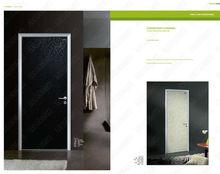 Traditional Aluminum Internal Door