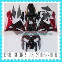 For HONDA CBR600RR 05-06 Motorcycle ABS custom racing fairing kit body kit body work