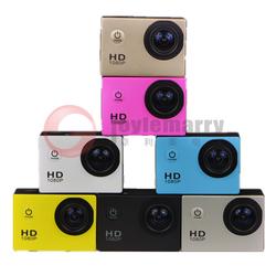 Full HD 1080P 12Mp Sports action camera helmet mount camera