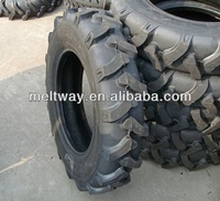 Farm tractor tire 11.2-28 R1 pattern