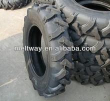 Farm tractor tire 11.2-28 R1 pattern