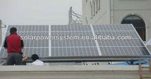 Bestsun high efficiency 3000w solar powered led rope lights solar system