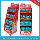 cardboard merchandising display