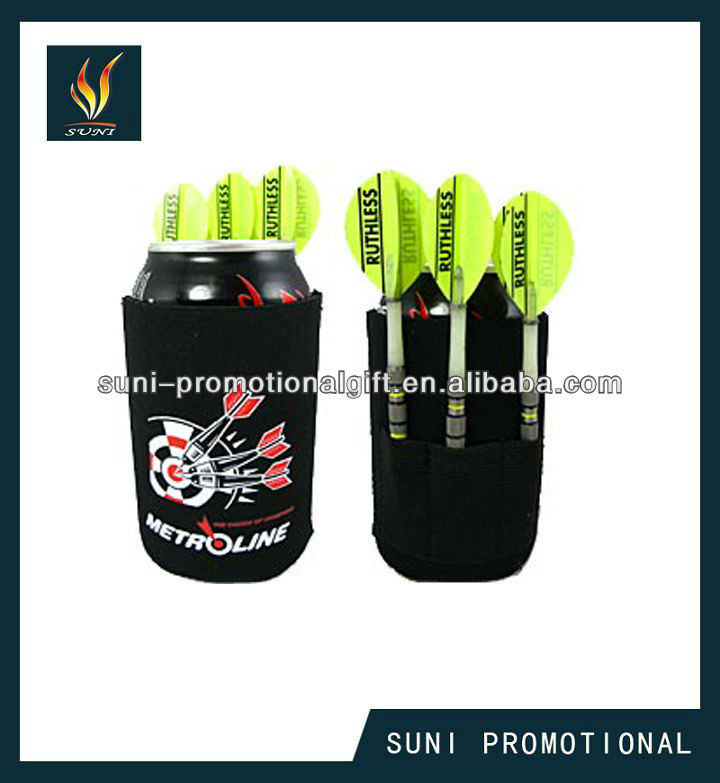 Promotional Foam can cooler holder for beer using